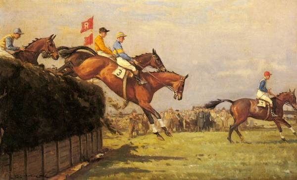 The Grand National Steeplechase